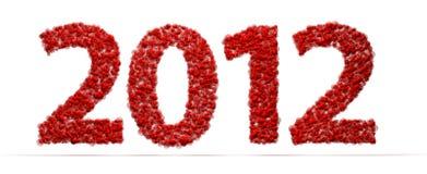2012 nya år Royaltyfria Foton