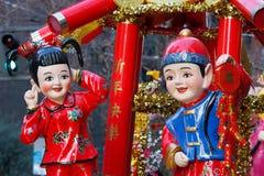 2012 nya kinesiska francisco ståtar det san året Royaltyfria Bilder