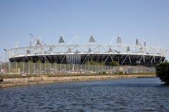 2012 olympische Voorproeven Stock Fotografie