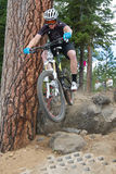2012 Oregon Enduro Series Race #1: Bend, OR Stock Photos