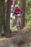 2012 Oregon Enduro Series Race #1: Bend, OR Royalty Free Stock Images