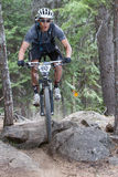 2012 Oregon Enduro Series Race #1: Bend, OR Stock Photography