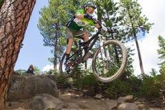 Free 2012 Oregon Enduro Series Race 1: Bend, OR Stock Photography - 25202412