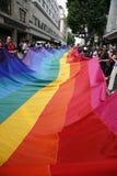 2012, orgoglio di Londra, Worldpride Fotografie Stock