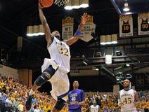 2012 pallacanestro degli uomini del NCAA - Drexel - JMU Fotografia Stock