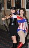 2012 Philadelphia Comic Con Royalty Free Stock Images