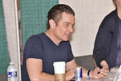 2012 Philadelphia Comic Con - James Marsters Royalty Free Stock Photography