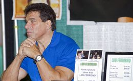 2012 Philadelphia Comic Con - Lou Ferrigno Stock Photos