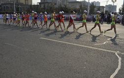 2012 porcelan gry trzymali jiangs London olimpijski Fotografia Stock