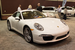 2012 Porsch 991 S Coupe Royalty Free Stock Image