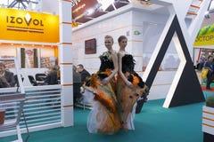 2012 powystawowych międzynarodowych mosbuild Fotografia Stock