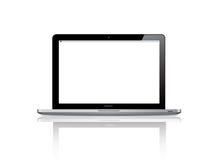 2012 pro för mac för bärbar dator för äpplebokillustration nya Fotografering för Bildbyråer