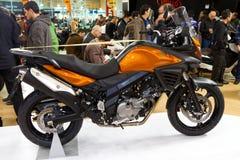 2012 rowerów Eurasia expo moto Fotografia Stock