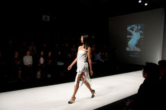 2012 shanghai fashion week Stock Image