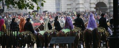 2012, Slaande Terugtocht Royalty-vrije Stock Afbeelding
