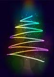 2012 szczęśliwych ilustracyjnych nowy rok Obraz Stock