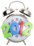 2012 Time Concept Royalty Free Stock Photo