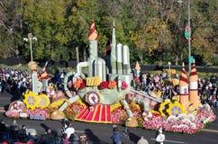 2012 toernooien van de Parade van Rozen Stock Foto's