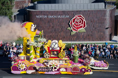 2012 toernooien van Rozen parade-Burbank Royalty-vrije Stock Afbeelding