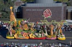 2012 toernooien van Rozen parade-Downey Stock Foto