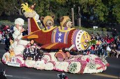 2012 toernooien van Rozen parade-Shriners Stock Foto