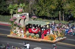 2012 toernooien van Rozen parade-Torrance Royalty-vrije Stock Foto's