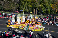 2012 Tournament of Roses Parade Royalty Free Stock Photo