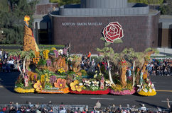 2012 Tournament of Roses Parade-Downey Stock Photo