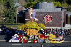 2012 Tournament of Roses Parade-Natural Balance Stock Photo