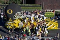 2012 Tournament of Roses Parade-Oregon stock photo