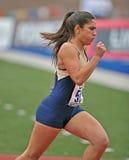 2012 Track and Field - Hurdles Royalty Free Stock Photo