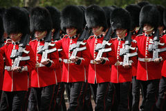 2012, Trooping the color Stock Photo