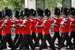 2012, Trooping the color Royalty Free Stock Image