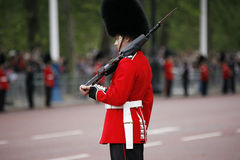 2012, Trooping the color Royalty Free Stock Photography
