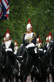2012, Trooping the color Stock Photos