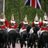 2012, Trooping the color Stock Images