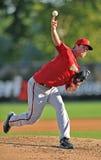 2012 Unterliga-Baseball - östliche Liga Stockfoto