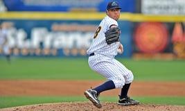 2012 Unterliga-Baseball - östliche Liga Lizenzfreie Stockfotos