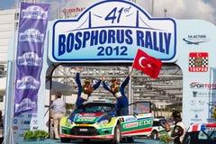 2012 Verzameling ERC Bosphorus Royalty-vrije Stock Fotografie