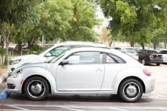 2012 VW Bettle Royalty-vrije Stock Fotografie