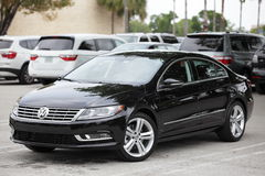 2012 VW CC Royalty Free Stock Images