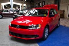 2012 VW Jetta Royalty-vrije Stock Fotografie
