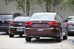 2012 VW Passat Royalty-vrije Stock Foto