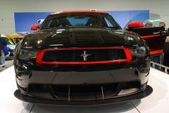 2012 Werkgever 302 van de Mustang van de Doorwaadbare plaats Stock Afbeelding