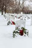 2012 Wreaths Across America Stock Photo