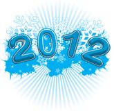 2012_year Royalty Free Stock Photo