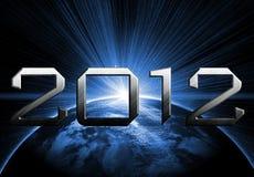 2012 Year Of The Apocalypse Royalty Free Stock Photo