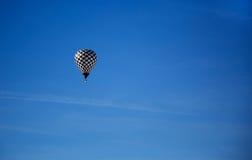 2013第35个热空气气球节日,瑞士 库存照片