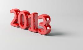 2013 δίνοντας Στοκ Εικόνες