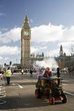 2013, парад дня Новый Год Лондона Стоковая Фотография RF